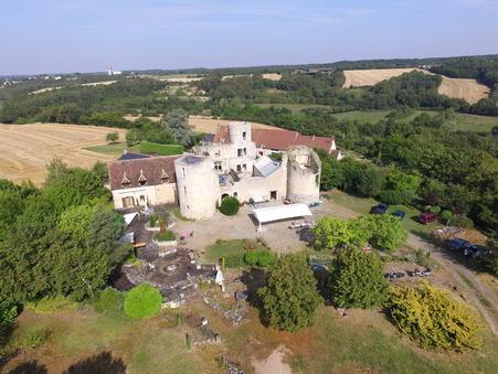 Vente Chateau grand standing Centre 588 000 €