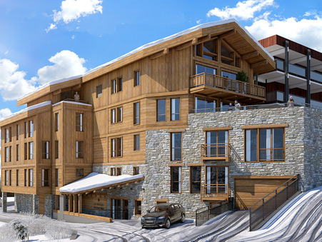 Maison de prestige Courchevel 855 760 €