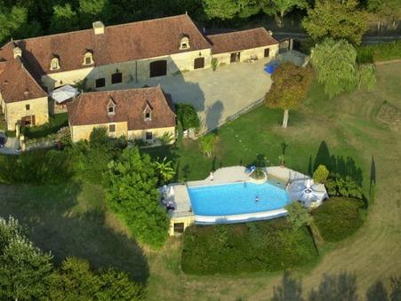 Achat Villa de qualité Le Bugue 876 750 €