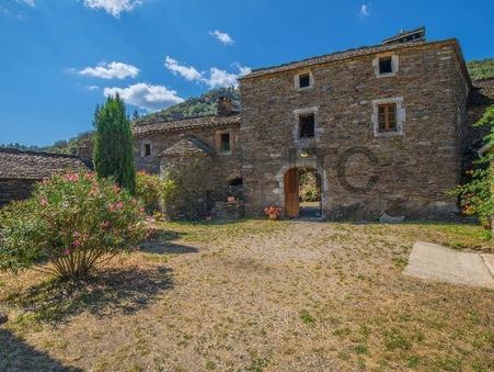 Vente Villa de luxe Les Vans 735 000 €