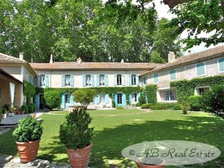 Achat Maison grand standing Goudargues 1 000 000 €