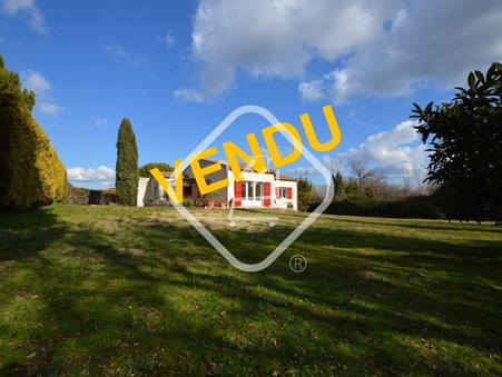 Achat Villa haut de gamme Bouc Bel Air 530 000 €