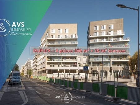 Vente Appartement d'exception Boulogne Billancourt 1 040 000 €