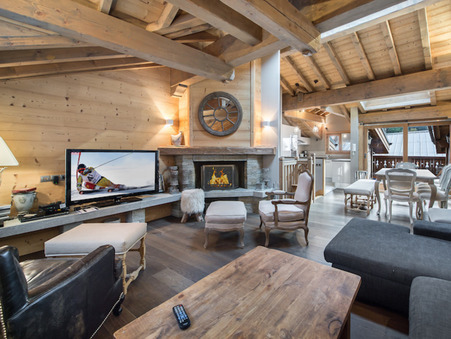 Maison de prestige Courchevel 1 590 000 €