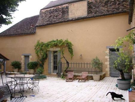Vente Hôtel de prestige Sainte Alvère 630 000 €