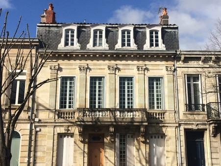 à vendre Appartement de luxe Bordeaux 686 700 €
