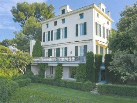 Maison de luxe Cap d'antibes 10 000 000 €