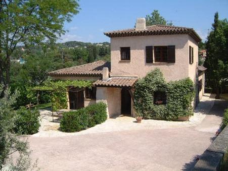 Maison de prestige Mougins 895 000 €