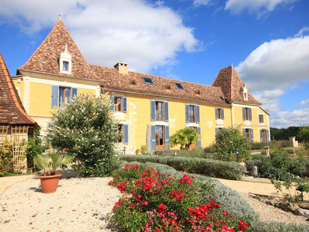 Achat Maison haut de gamme Bergerac 1 495 000 €