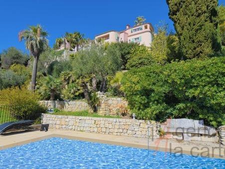 Vente Villa de prestige Grasse 1 100 000 €