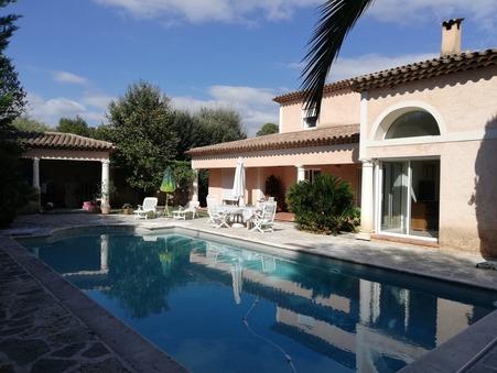 Vente Villa haut de gamme Roquefort les Pins 980 000 €