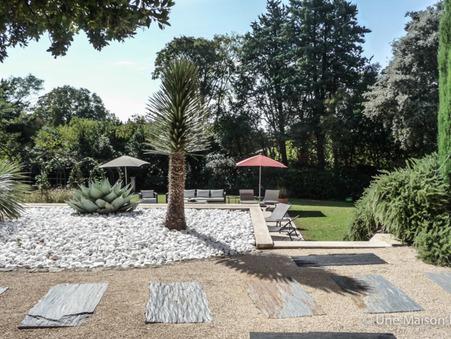 à vendre Maison de prestige Gard 1 290 000 €