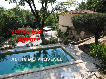 Vente Bastide de prestige Draguignan 830 000 €