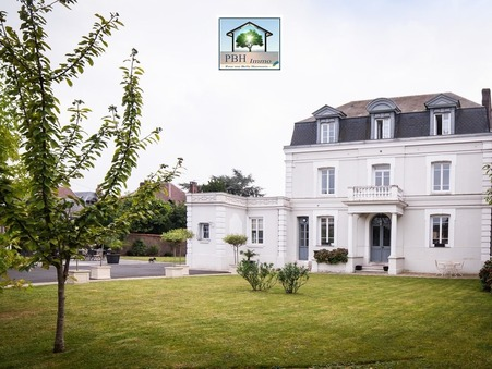 à vendre Maison de maître de qualité Haute-Normandie 875 000 €