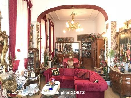 Achat        Hotel particulier de prestige Lorraine 650 000 €
