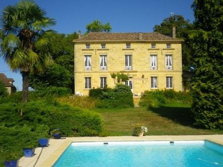 à vendre Manoir de luxe Bergerac 693 000 €