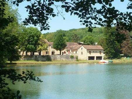 Maison de luxe Bergerac 546 000 €