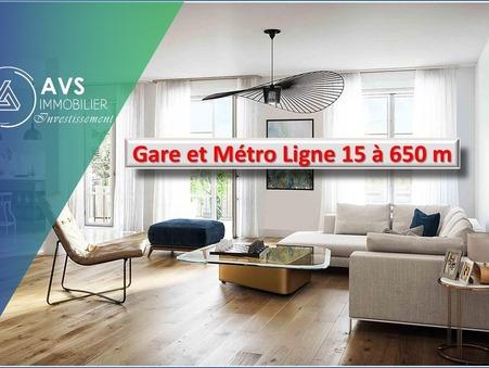 Vente Appartement de luxe Hauts de seine 700 000 €