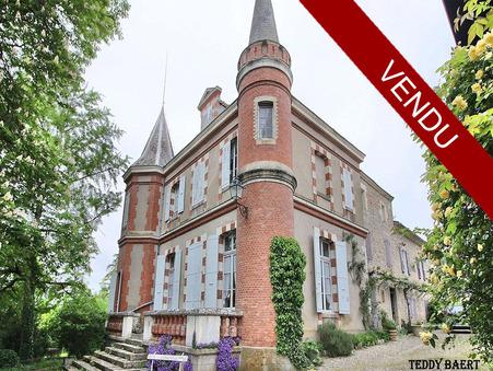 Achat Chateau haut de gamme Tarn 350 000 €
