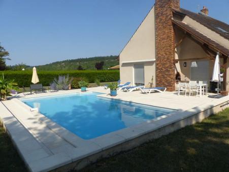 à vendre        Villa de luxe Bourgogne 500 000 €