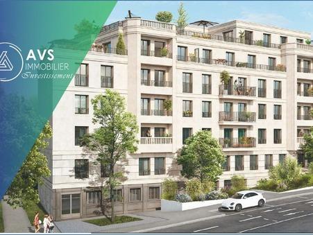 à vendre        Appartement haut standing Île-de-France 528 000 €