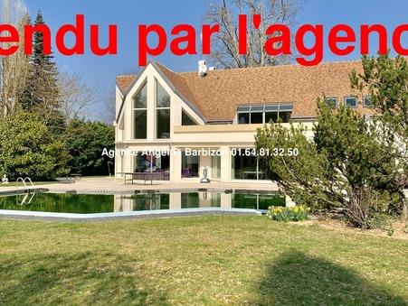 Vente Villa de luxe Barbizon 1 610 000 €