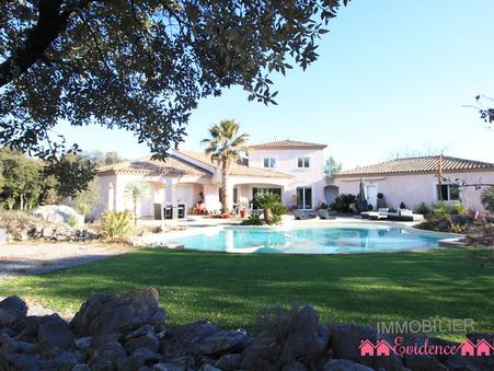 Vente Villa de luxe Saint Mathieu de Tréviers 590 000 €