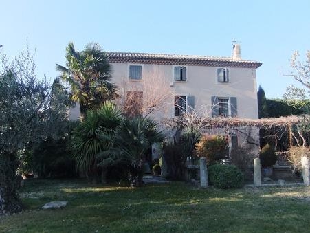 à vendre Maison haut de gamme Carpentras 895 000 €