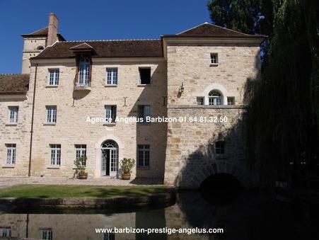 à vendre Maison de prestige Fontainebleau 2 625 000 €