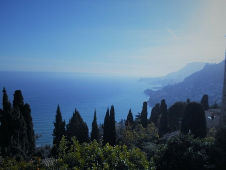 à vendre Villa d'exception Roquebrune Cap Martin 510 000 €