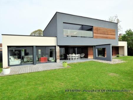 à vendre Maison d'exception Nord-Pas-de-Calais 595 000 €