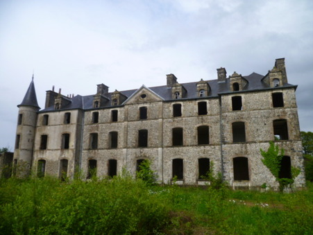 Achat Chateau de prestige Basse-Normandie 335 200 €