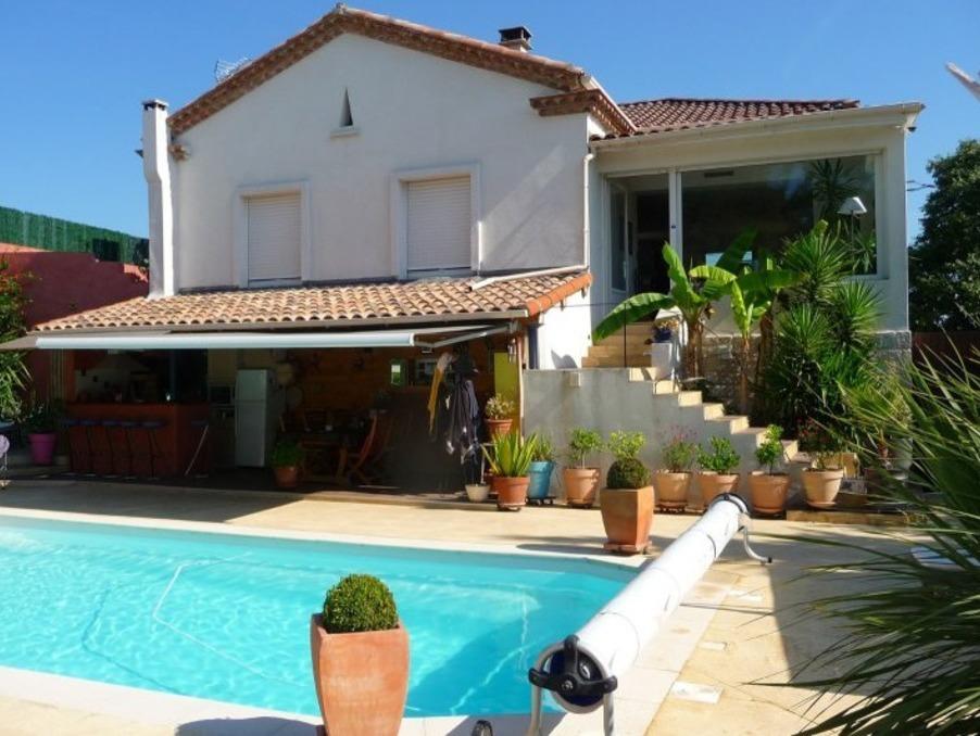 vente maison villa d 39 exception nimes 6 pi ces 190 m 682 500. Black Bedroom Furniture Sets. Home Design Ideas
